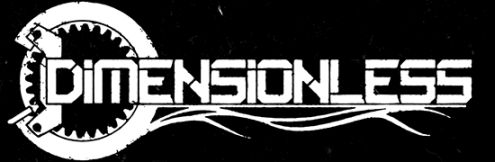 Dimensionless - Logo