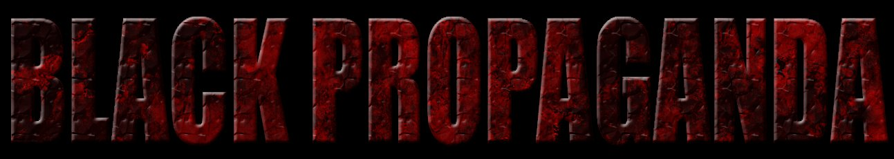 Black Propaganda - Logo