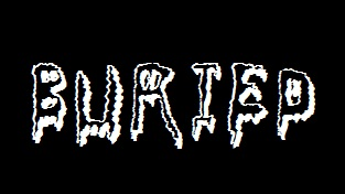 Buried - Logo