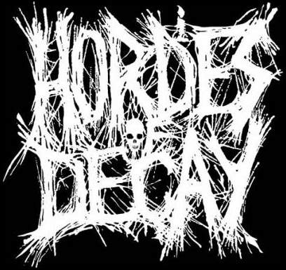 Hordes of Decay - Logo