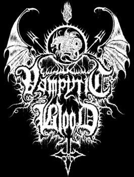 Vampyric Blood - Logo