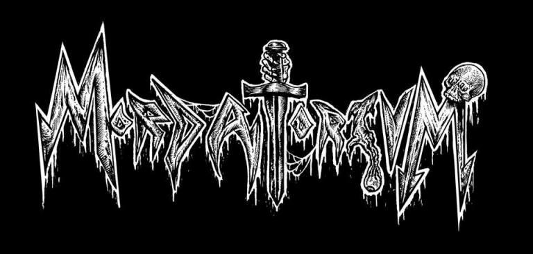 Mordatorium - Logo