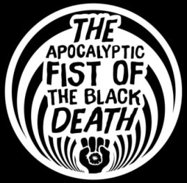 The Apocalyptic Fist of the Black Death - Logo