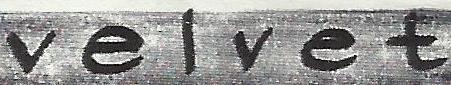 Velvet - Logo