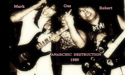 Anarchic Destruction - Photo