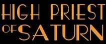 High Priest of Saturn - Logo