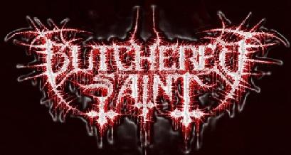 Butchered Saint - Logo