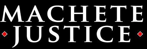 Machete Justice - Logo