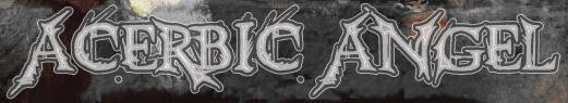 Acerbic Angel - Logo