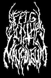 Effigy in the Mausoleum - Logo