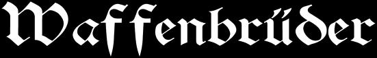 Waffenbrüder - Logo