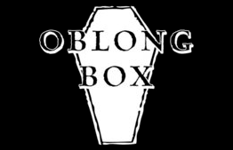 Oblong Box - Logo