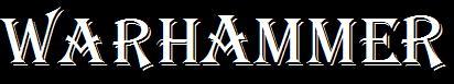 Warhammer - Logo