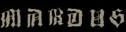 Mardus - Logo