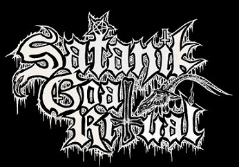 Satanik Goat Ritual - Logo
