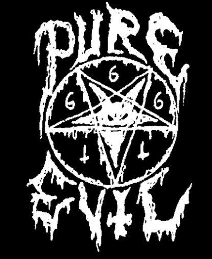 Pure Evil - Logo