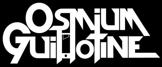 Osmium Guillotine - Logo