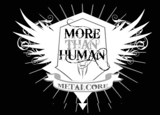 More Than Human - Logo