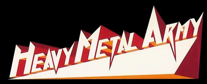 Heavy Metal Army - Logo