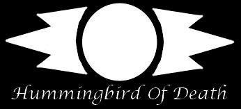 Hummingbird of Death - Logo
