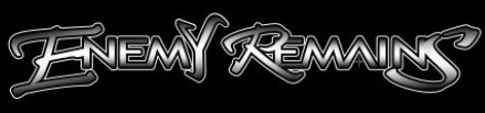 Enemy Remains - Logo