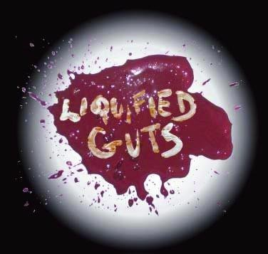 Liquified Guts - Logo
