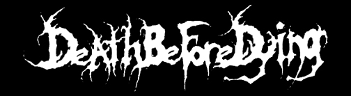 Death Before Dying - Logo