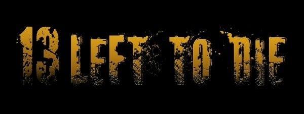 13 Left to Die - Logo