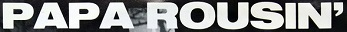 Papa Rousin - Logo