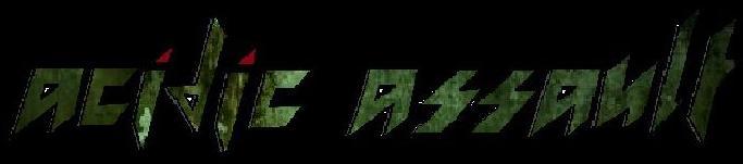 Acidic Assault - Logo