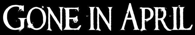 Gone in April - Logo