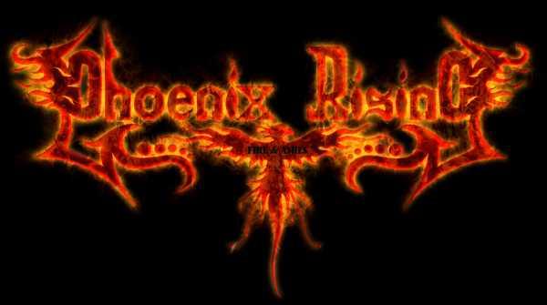 Phoenix Rising / Fire & Ashes - Logo