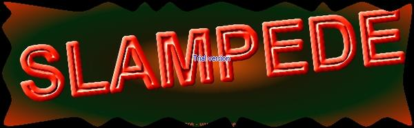 Slampede - Logo