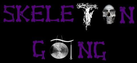 Skeleton Gong - Logo