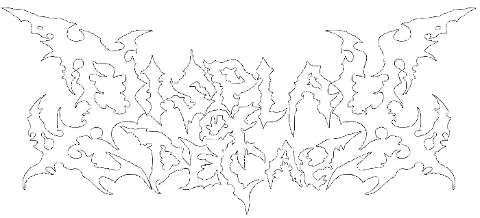 Display of Decay - Logo