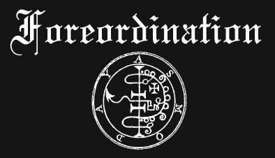 Foreordination - Logo