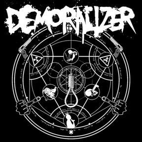 Demoralizer - Logo