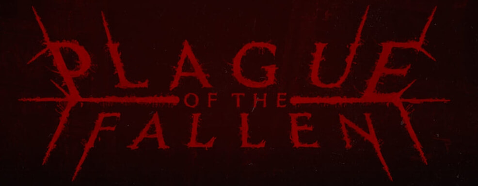 Plague of the Fallen - Logo
