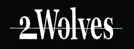 2 Wolves - Logo