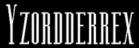 Yzordderrex - Logo