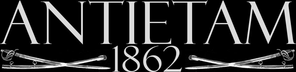 Antietam 1862 - Logo