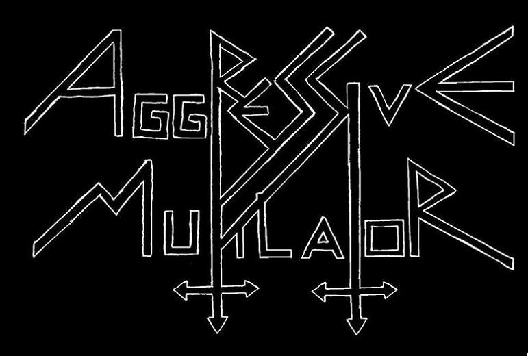 Aggressive Mutilator - Logo
