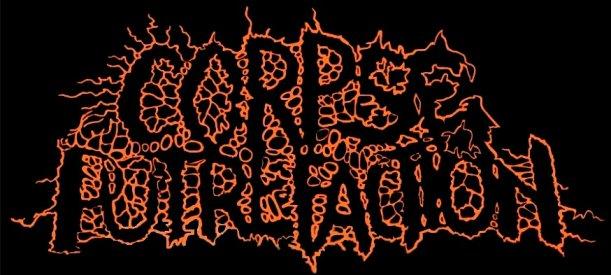 Corpse Putrefaction - Logo