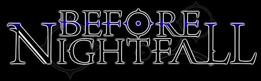 Before Nightfall - Logo