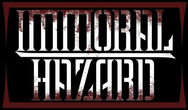 Immoral Hazard - Logo
