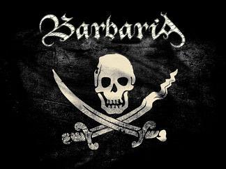 Barbaria - Logo