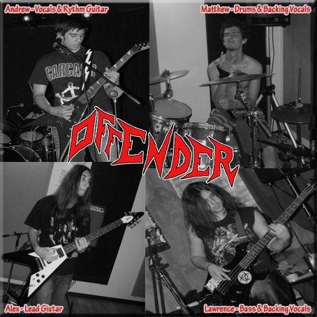 Offender - Photo