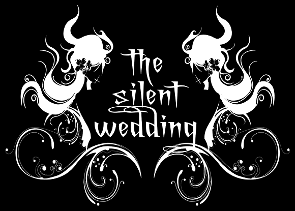 The Silent Wedding - Logo