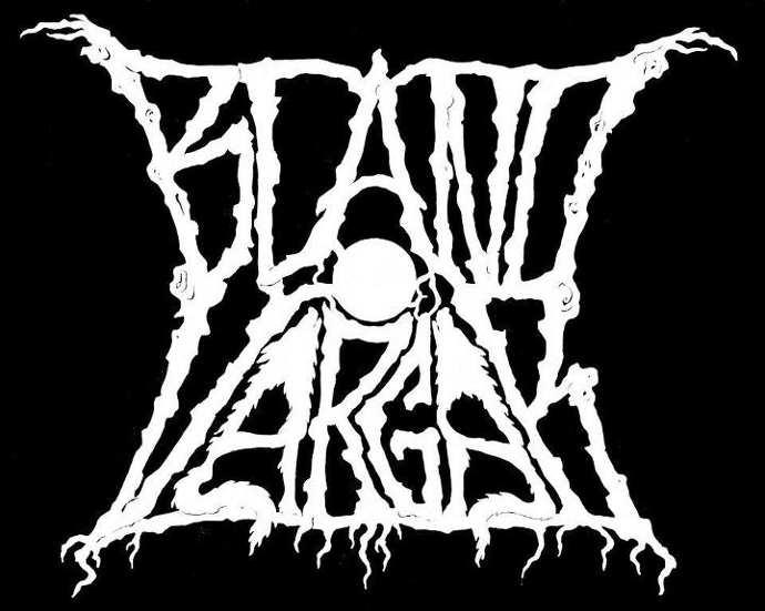 Bland Vargar - Logo