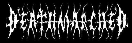 Deathmarched - Logo